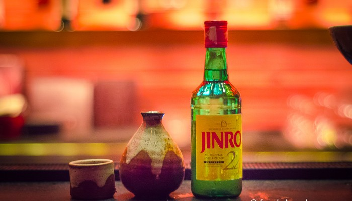 Soju 101 with Jinro India