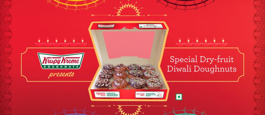 Listing: Diwali Delights at Krispy Kreme