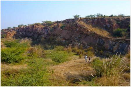 Aravali BioDiversity Park; Image Credit: iamgurgaon.org