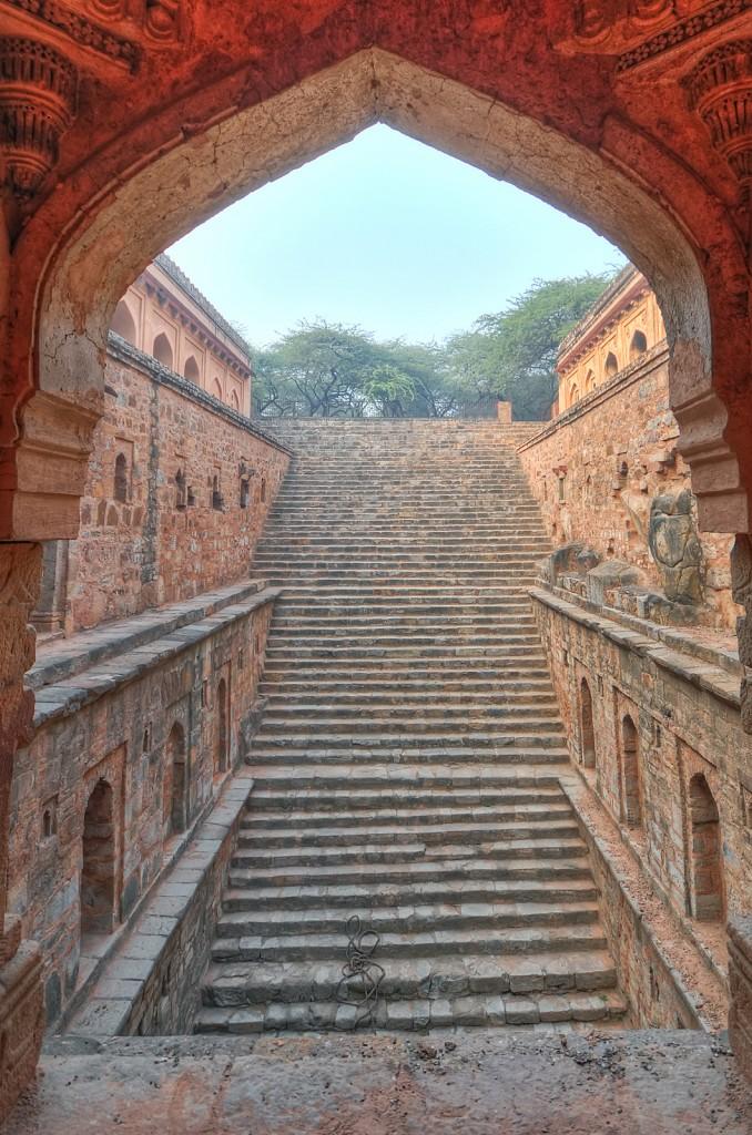 Rajon Ki Baoli (MAP); Image Credit: Mukul Banerjee (Flickr)
