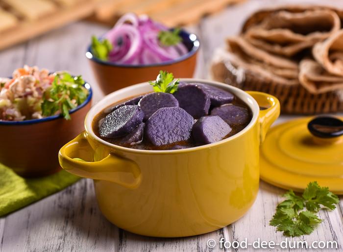 Food-Dee-Dum-Multani-Kaali-Arbi-Recipe-7