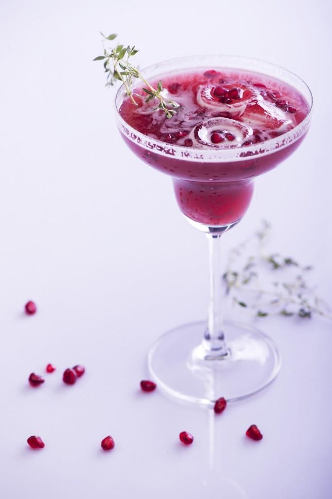 Smoke House Deli - Pomegranate & Thyme
