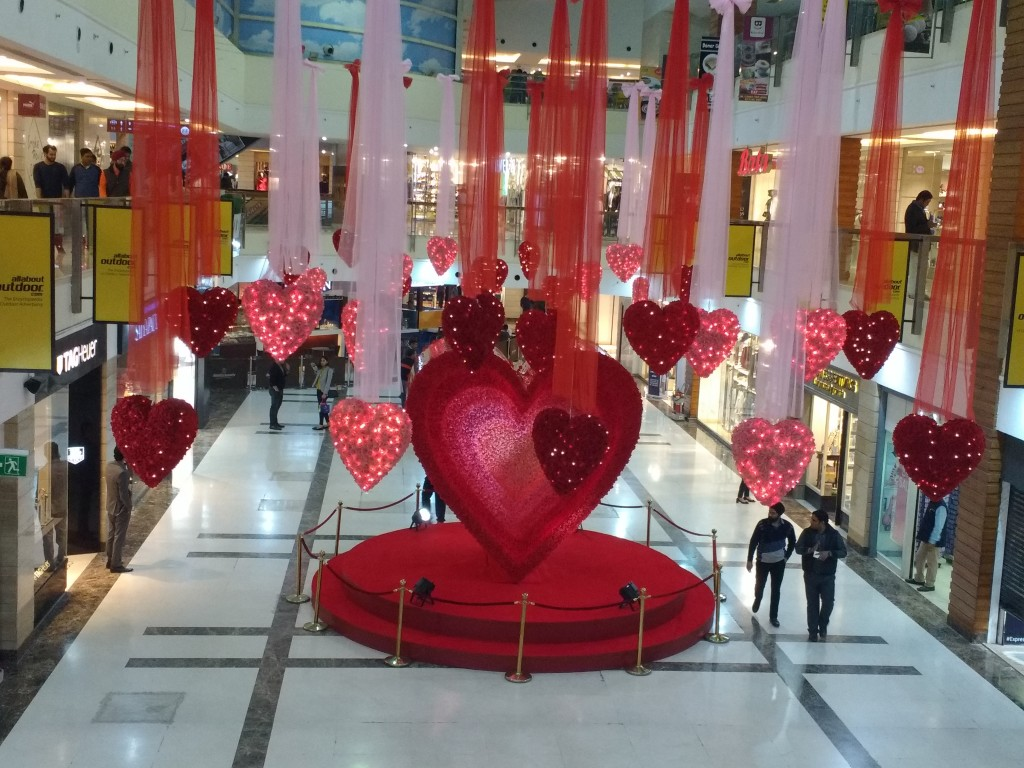 Valentines Day Special at DLF Place, Saket