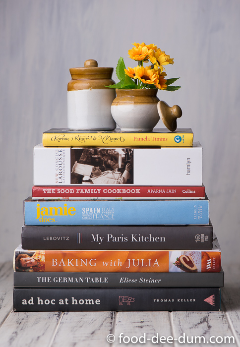 My Favourite Cookbooks